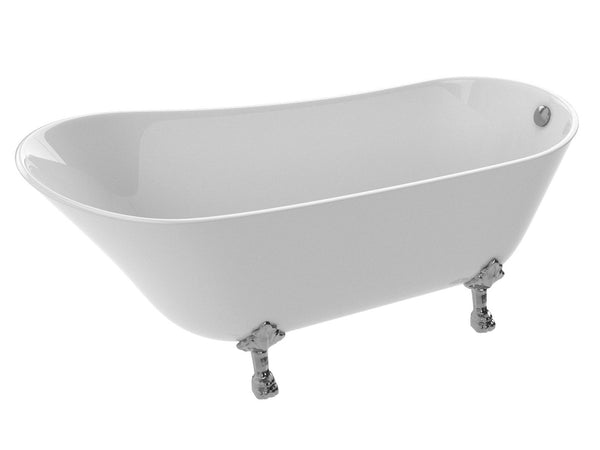 ANZZI LEGION FT-AZ419 FreeStanding Bathtub