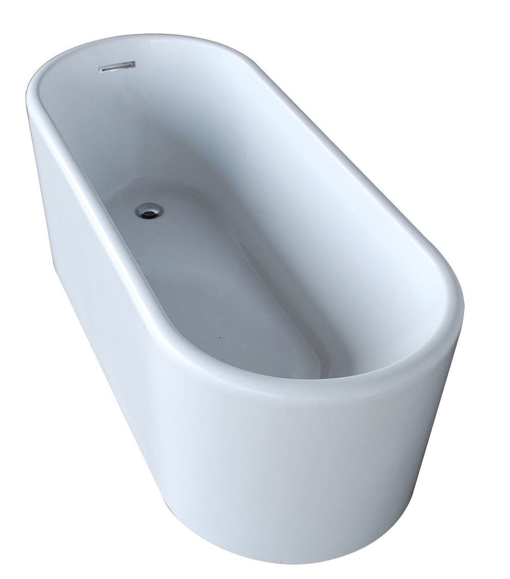 ANZZI Century FT-AZ008 FreeStanding Bathtub FreeStanding Bathtub ANZZI