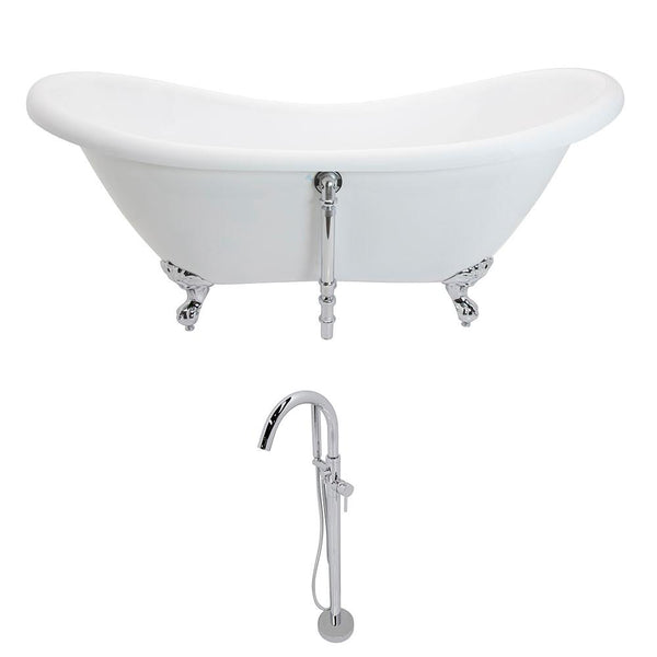 ANZZI Aegis FT082-0025 Bathtub