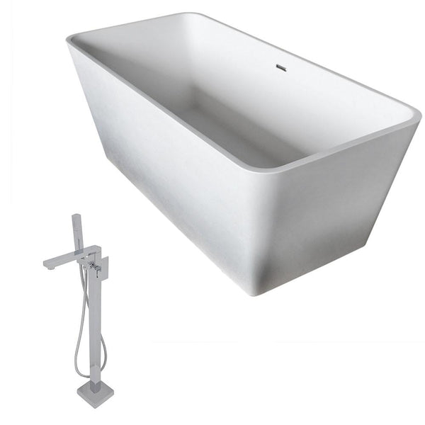 ANZZI Cenere FT501-0028 FreeStanding Bathtub