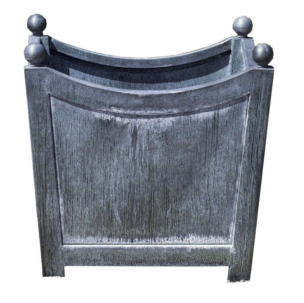 Campania International Zinc coated Steel Loire Planter Urn/Planter Campania International