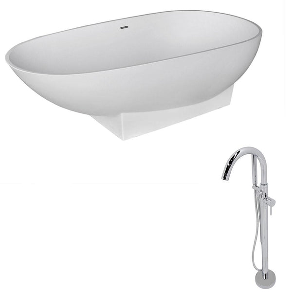 ANZZI Volo FT506-0025 Bathtub