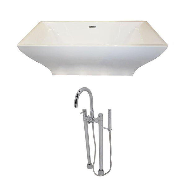 ANZZI Vision FT010-0027 Bathtub