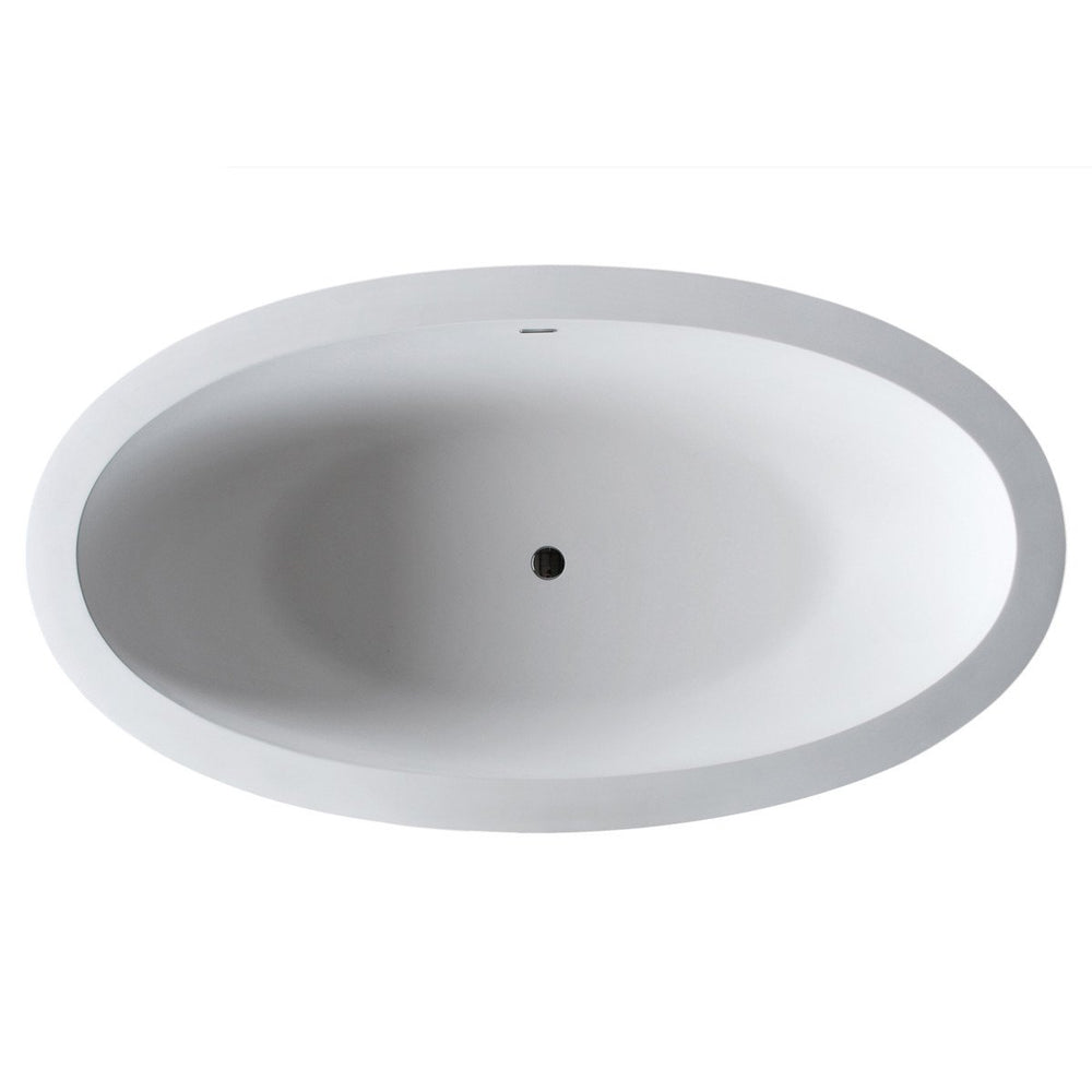 ANZZI Lusso FT504-0029 FreeStanding Bathtub FreeStanding Bathtub ANZZI