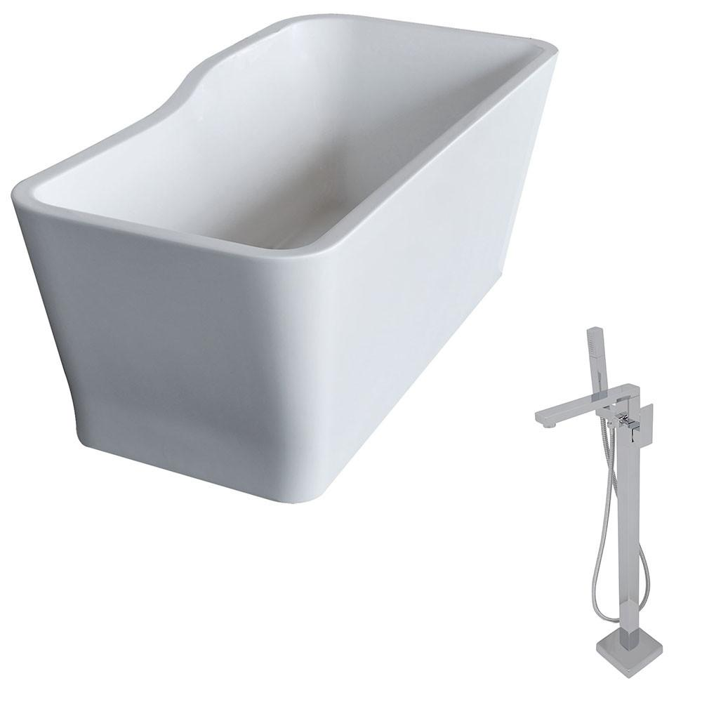 ANZZI Salva FT004-0028 Bathtub Bathtub ANZZI