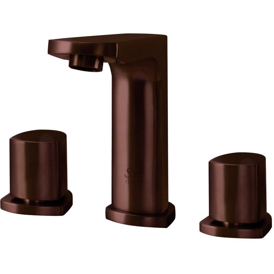 Sir Faucet 728- Widespread Lavatory Faucet Lavatory Faucet Sir Faucet Oil Rubbed Bronze