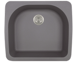 Polaris P428TS D-Bowl Topmount AstraGranite Sink