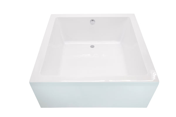 ANZZI Apollo FT-AZ400 FreeStanding Bathtub