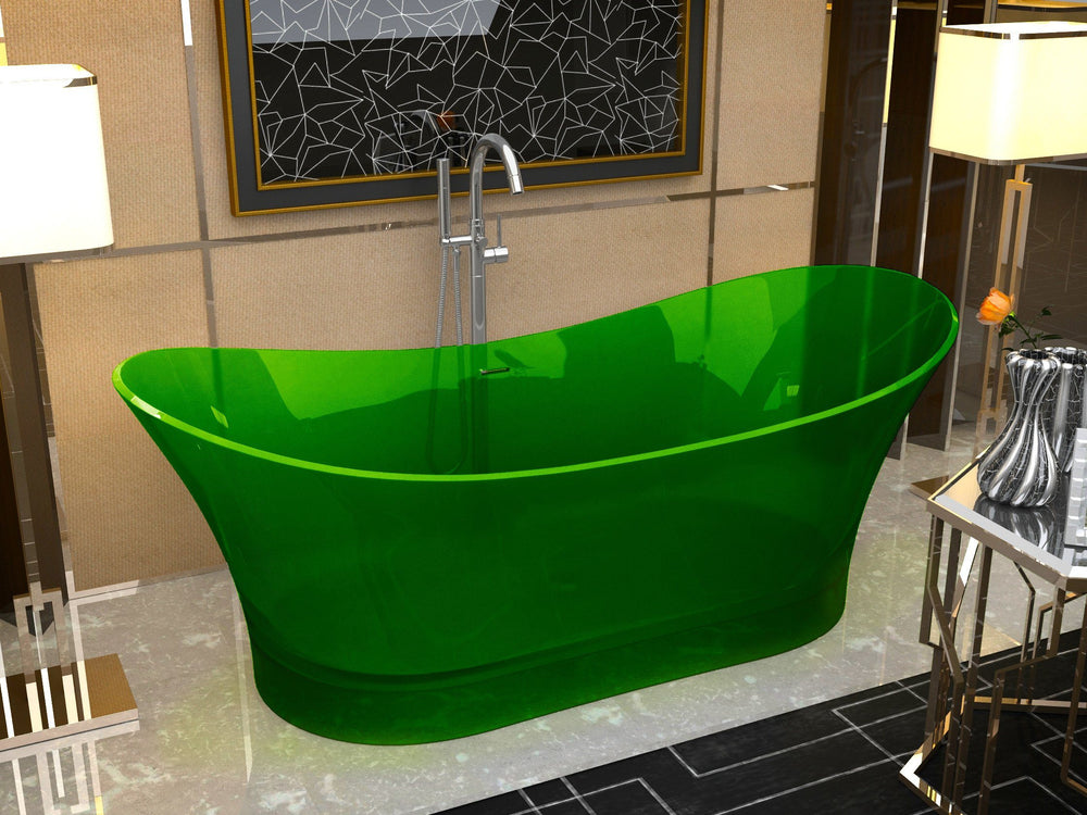 ANZZI Azul FT-AZ520G FreeStanding Bathtub FreeStanding Bathtub ANZZI