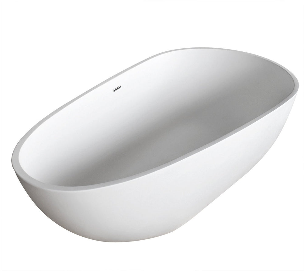 ANZZI Fiume FT502-0029 FreeStanding Bathtub FreeStanding Bathtub ANZZI