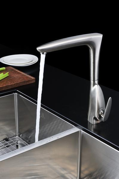 ANZZI Timbre Series KF-AZ034BN Kitchen Faucets Kitchen Faucet ANZZI