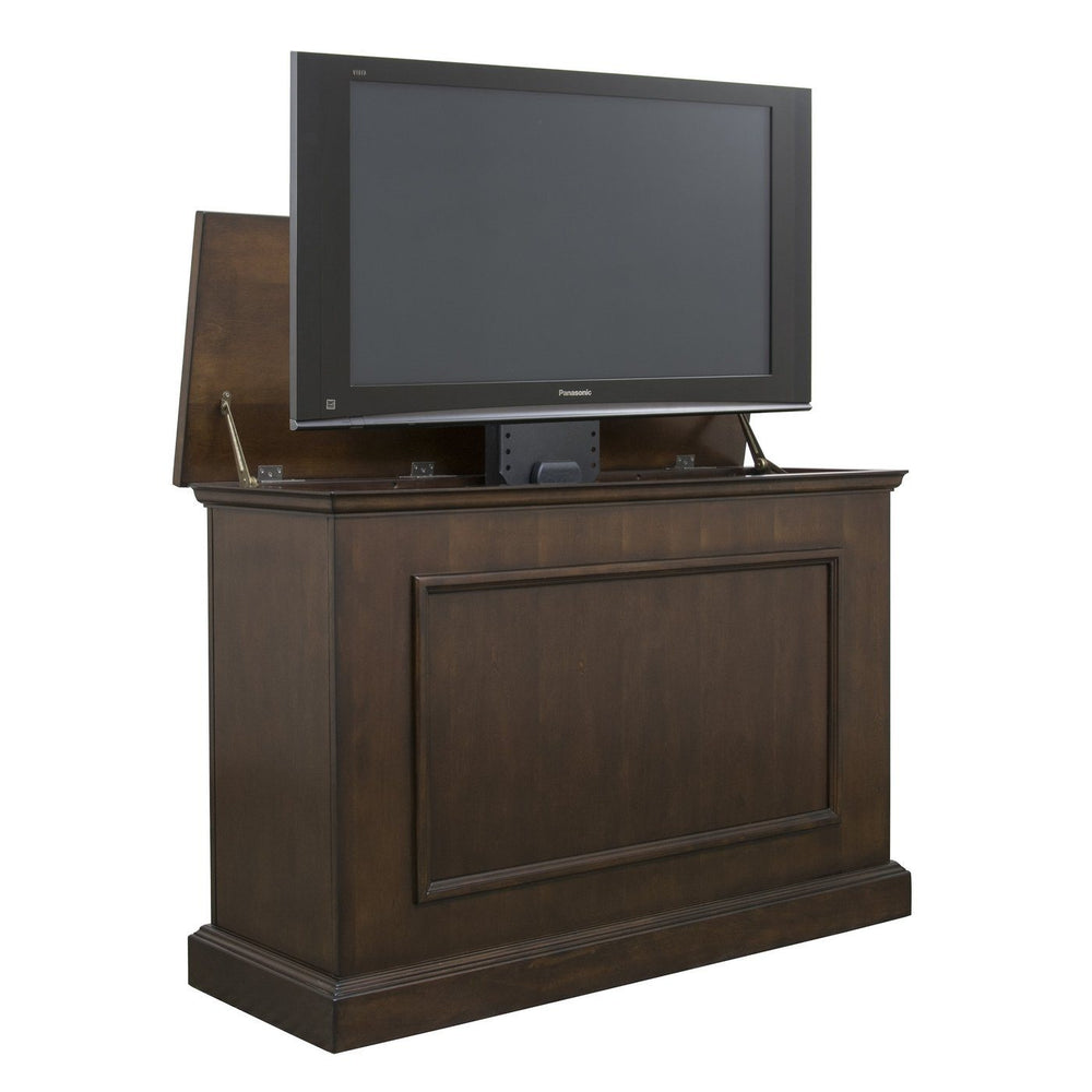"Touchstone Elevate Mini 75008- Espresso Lift Cabinets For Up To 46"" Flat Screens Tv Lift Cabinets Touchstone"