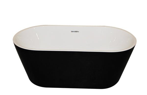 ANZZI Dualita FT-AZ014 FreeStanding Bathtub
