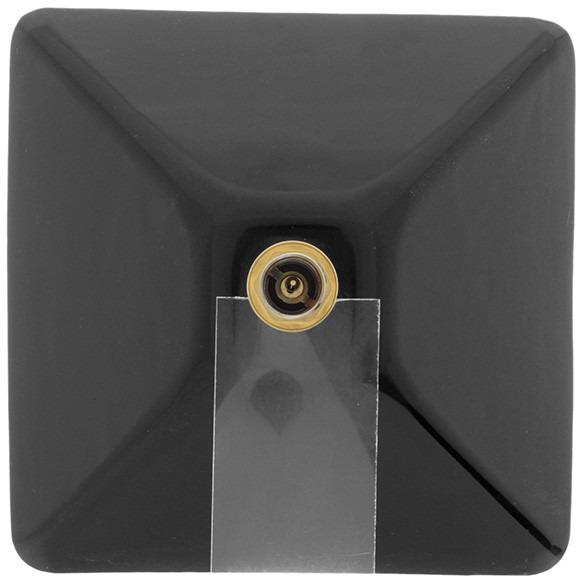 Polaris P306BL Dark Colored Glass Vessel Sink Vessel Sink Polaris