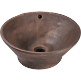 Vessel Sink - Polaris P559 Bronze Vessel Sink