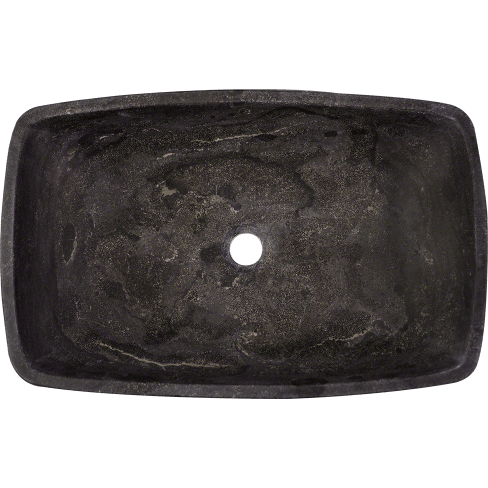 Vessel Sink - Polaris P868 Limestone Vessel Sink