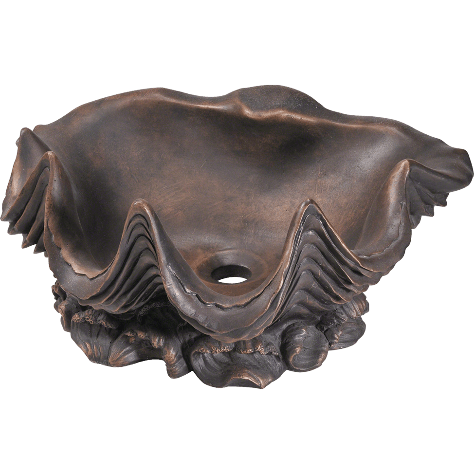 Polaris P959 Bronze Vessel Sink Vessel Sink Polaris