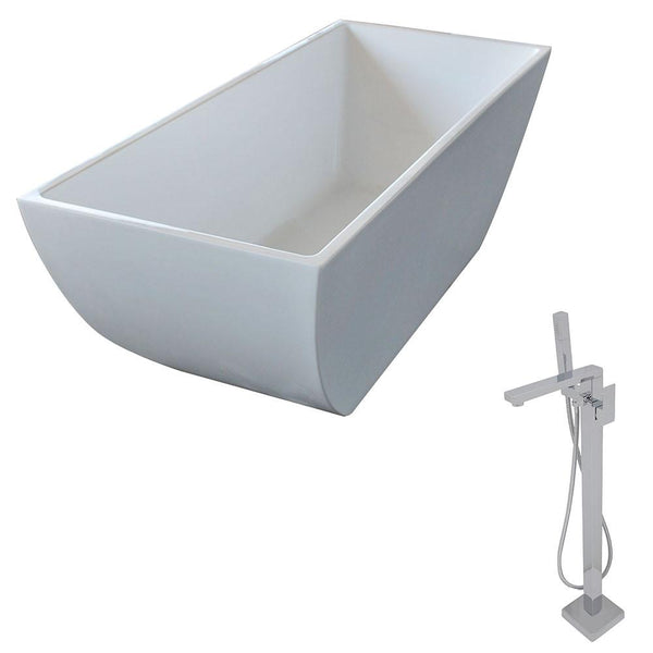 ANZZI Rook FT007-0028 Bathtub