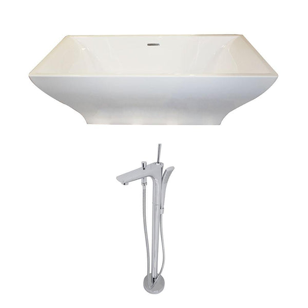 ANZZI Vision FT010-0029 Bathtub