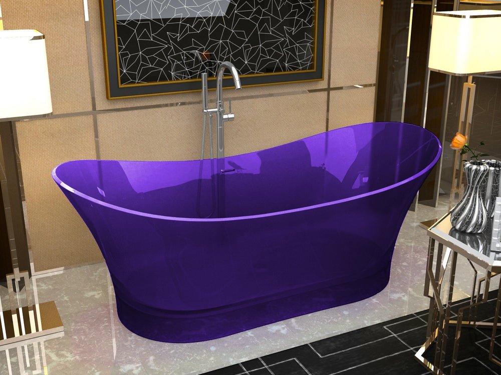 ANZZI Azul FT-AZ520V FreeStanding Bathtub FreeStanding Bathtub ANZZI