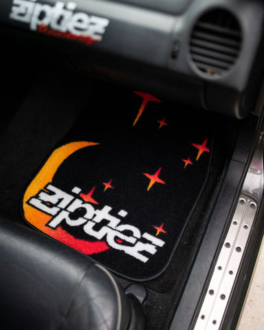 Star Drop Car Mats