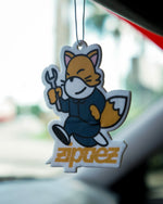 Single pack Foxy air freshener