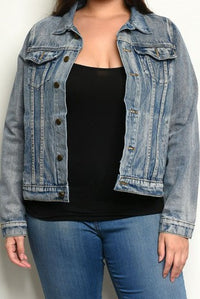 KEELIE DENIM JACKET