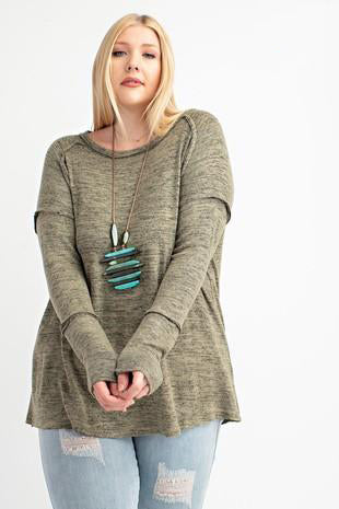 COURTLYN TUNIC