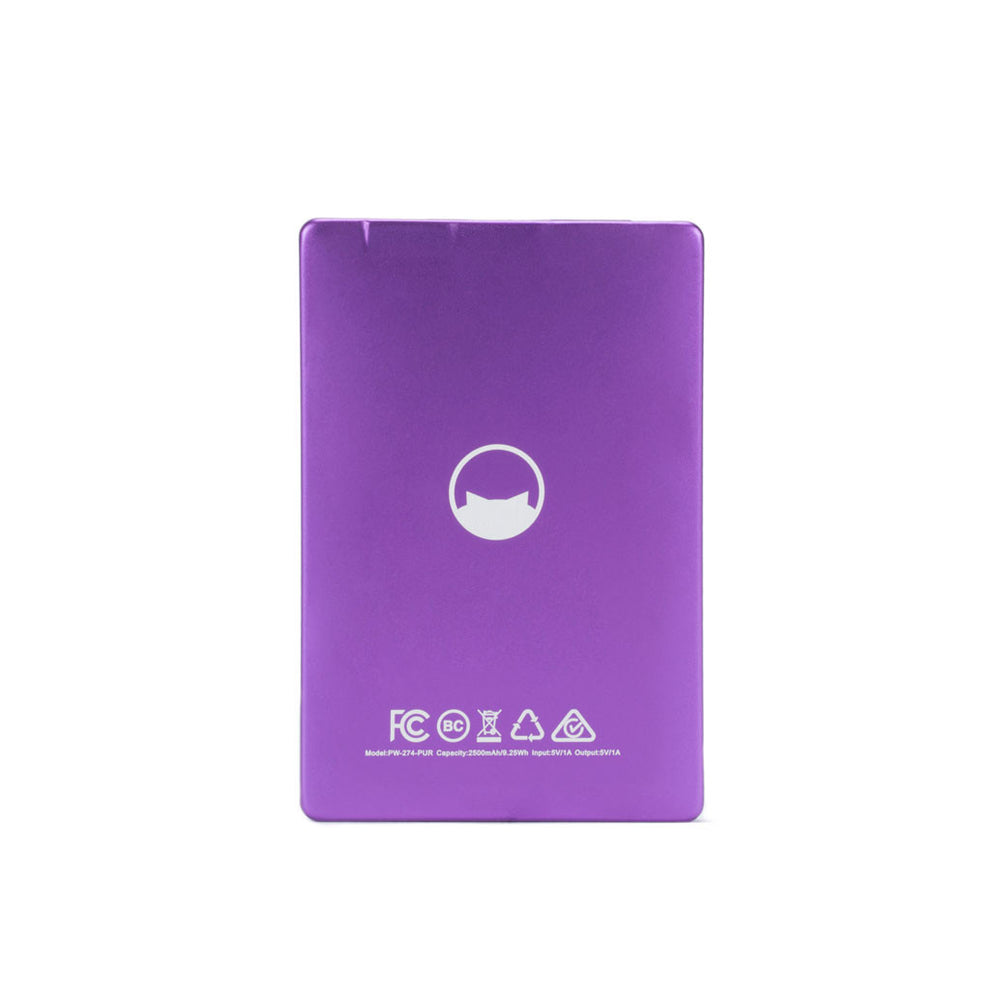 Grapes 2500 mAh Purple
