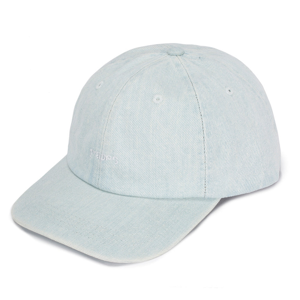 "Grapes ""Bay"" Canvas Dad Hat - Denim"