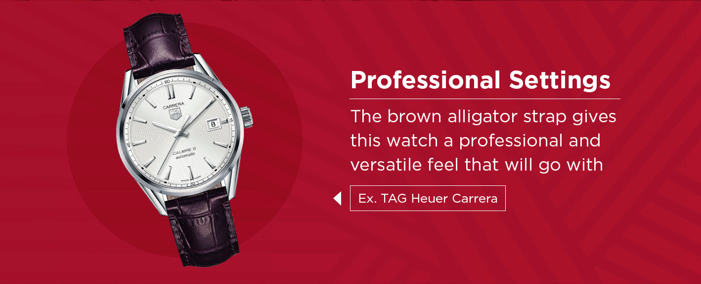 Watches for Professsional settings