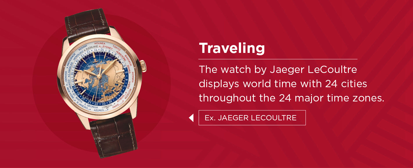 Watches to Wear When Travelling