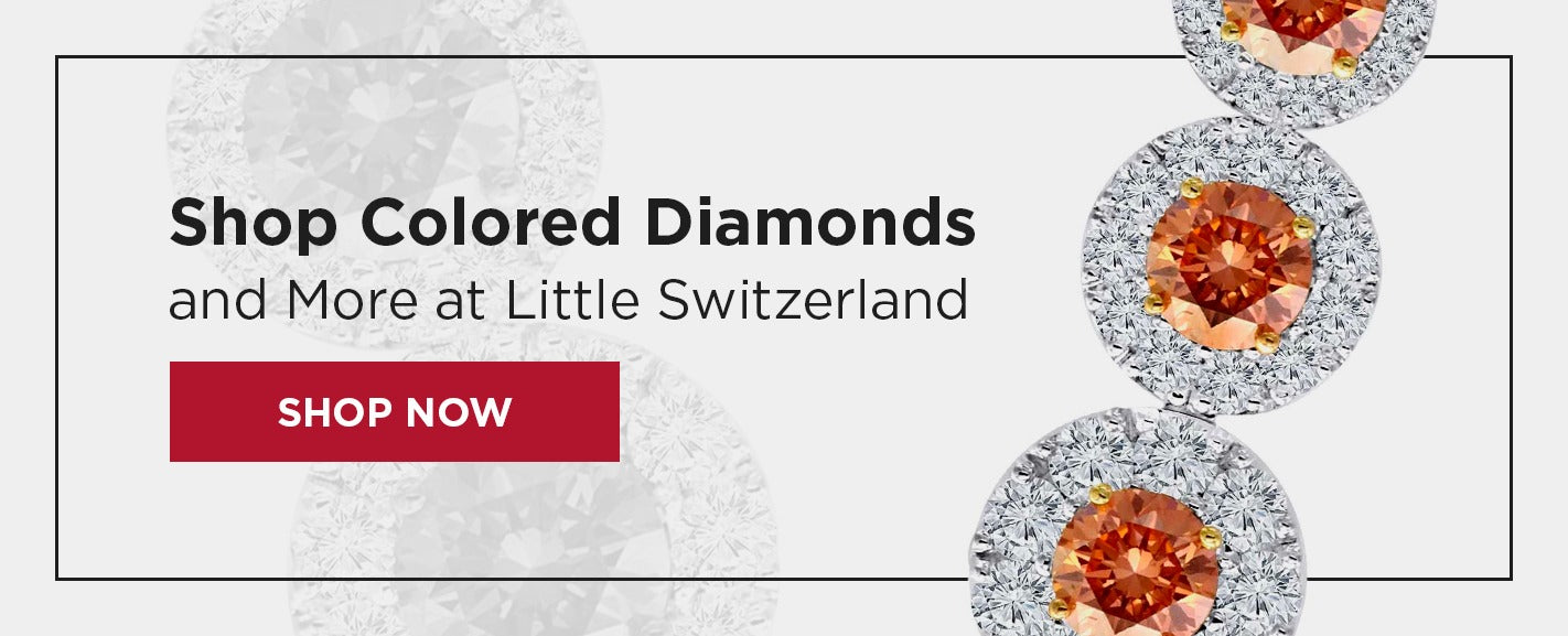 Shop Colored Diamonds at Little Switzerland