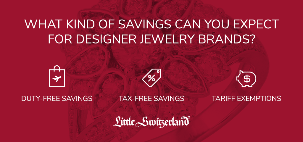 What Kind of Savings Can You Expect for Designer Jewelry Brands?