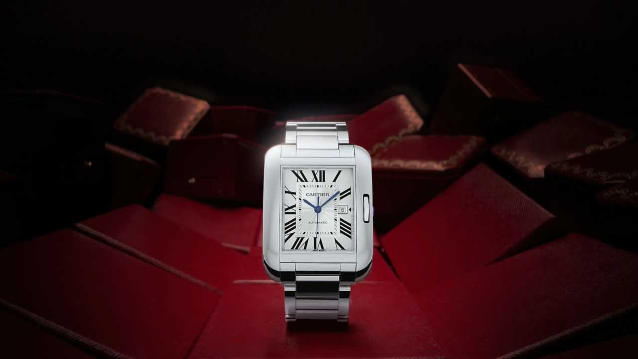 Shop Cartier Watch Collection Cartier Authorized