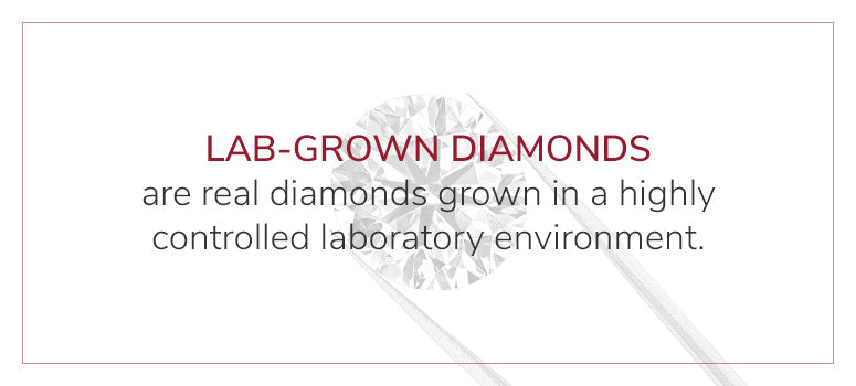 what are lab-grown diamonds