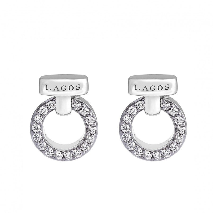 ENSO DIAMOND EARRING
