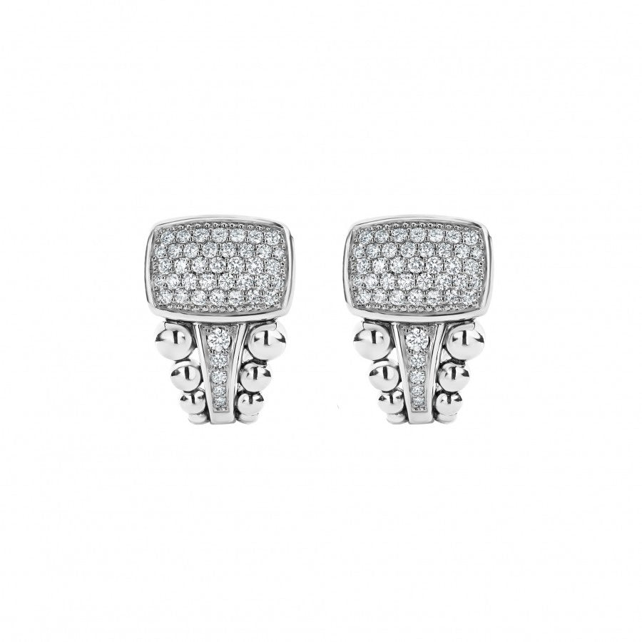 Caviar Spark Diamond Earrings