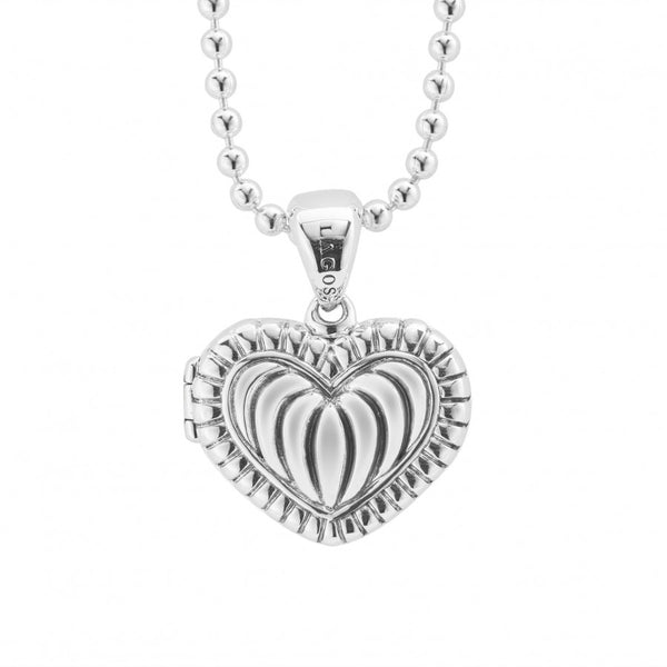 Beloved Heart Locket Necklace
