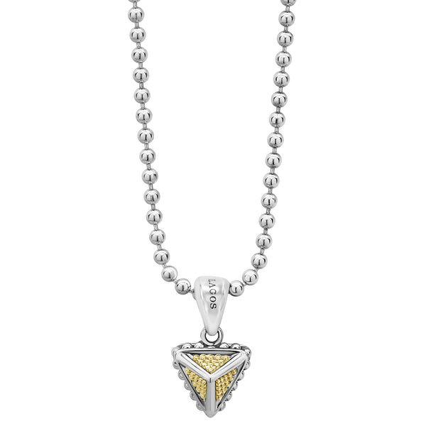 KSL Caviar Pendant Necklace