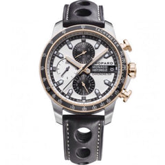 G.P.M.H. CHRONO18K ROSE GOLD, TITANIUM AND STEEL
