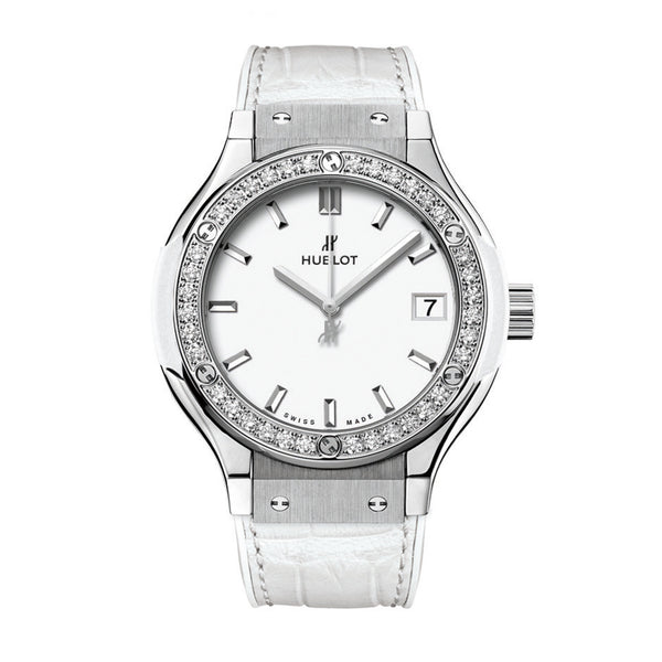 Classic Fusion Quartz Titanium 33mm Ladies Watch