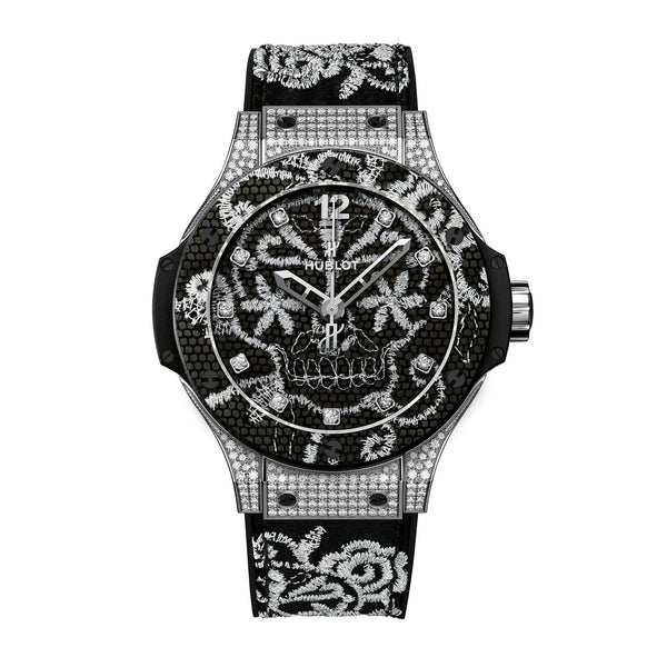 Big Bang Broderie Men's Watch