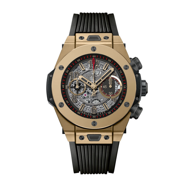 Big Bang Unico Full Magic Gold Skeleton Dial Limited Edition Men's Watch