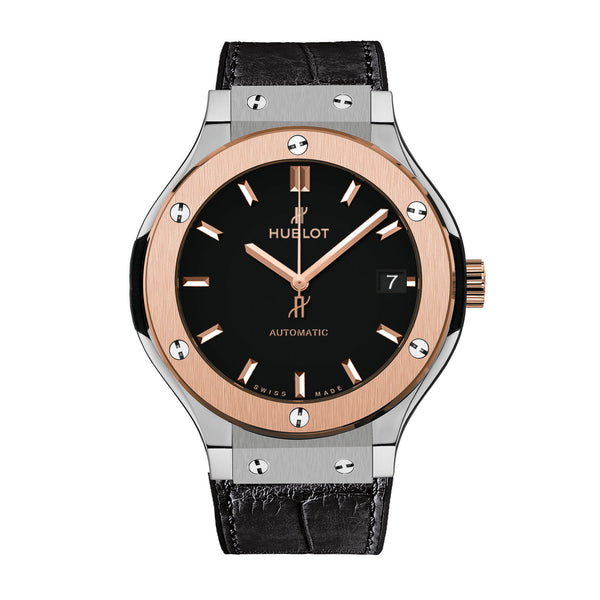 Classic Fusion Automatic Titanium 38mm Mens Watch