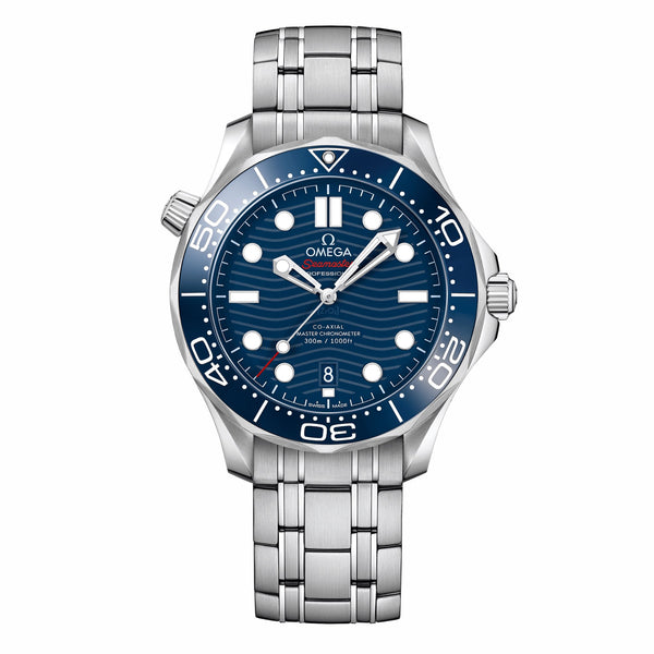 Seamaster Diver 300M Omega Co-Axial Master Chronometer 42 M
