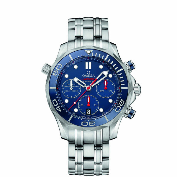 Diver 300M Co-Axial Chronograph 44 MM