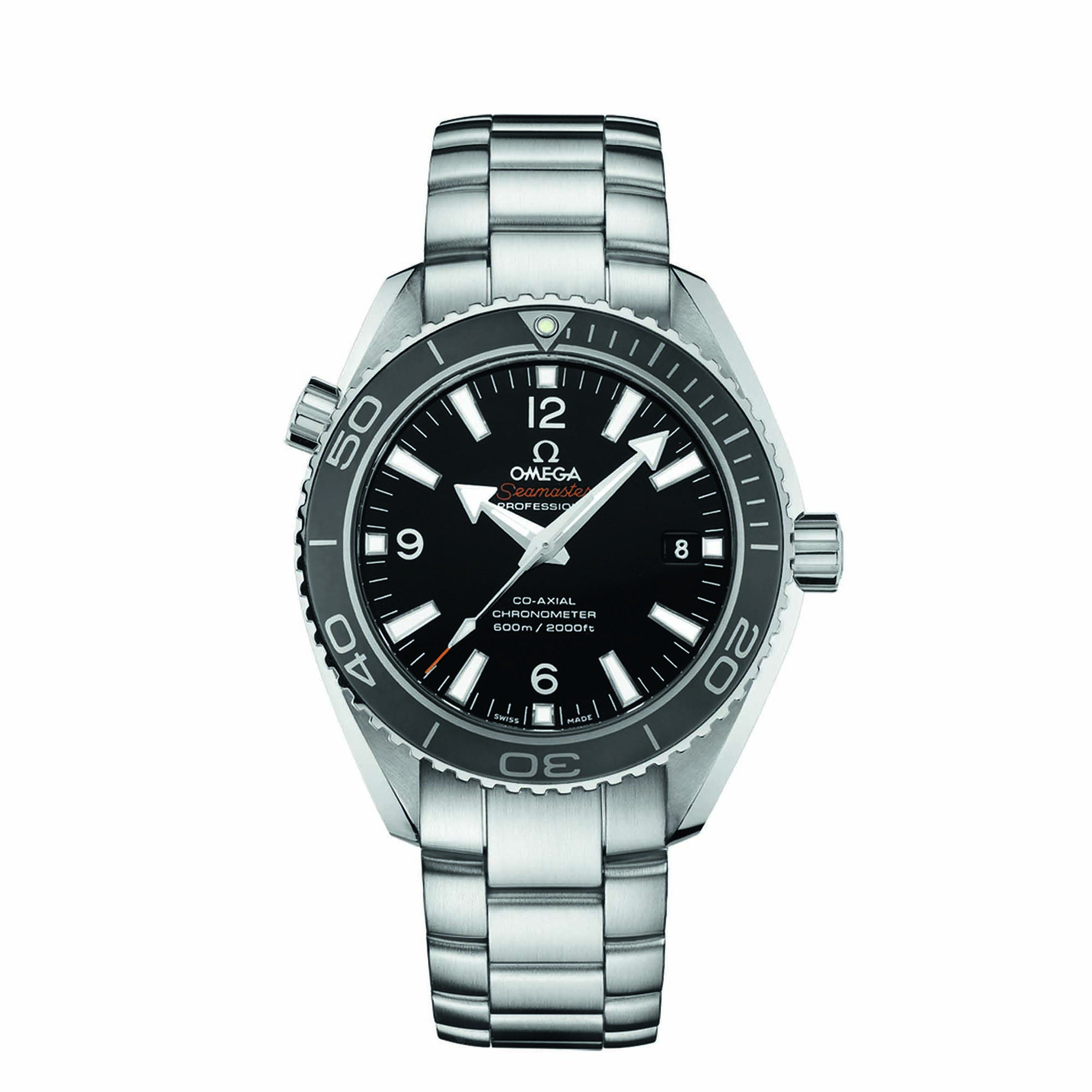 Planet Ocean 600M Omega Co-Axial 42 MM