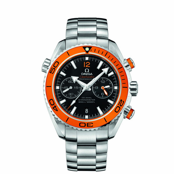Planet Ocean 600 M Omega Co-Axial Chronograph 45.5 mm