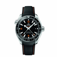 Planet Ocean 600 M Omega Co-axial GMT 43.5 mm